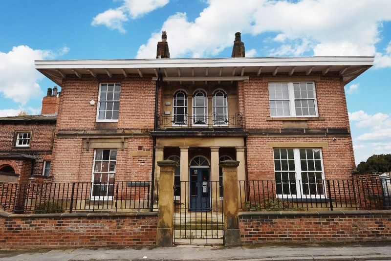Cliffe Hill House, Wakefield