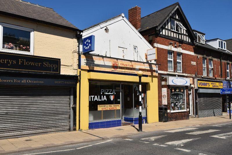 Barnsley Road, South Elmsall